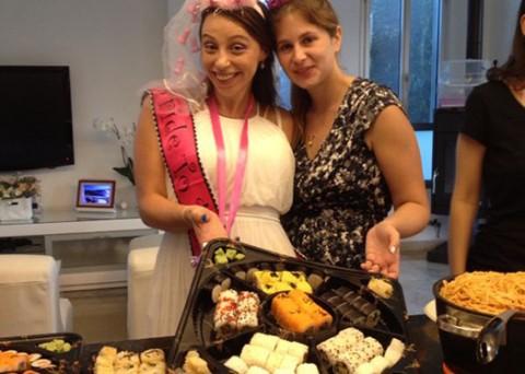 מגשי מסיבה - מסיבת רווקות בהרצליה פיתוח